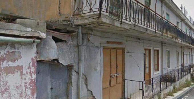 Dissesto IV quartiere Messina