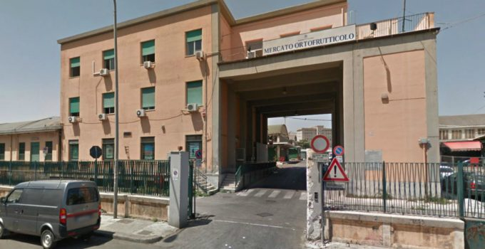 Mercati generali Palermo