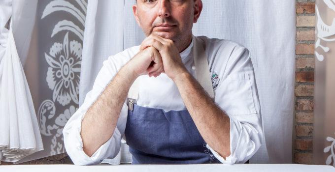 Chef Pietro D'Agostino