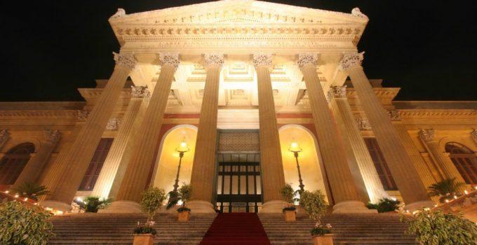 Concerto al Teatro Massimo