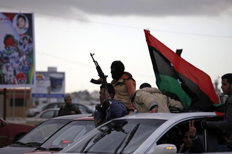 Crisi Libia