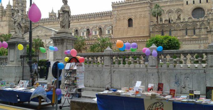 La Via dei Librai a Palermo