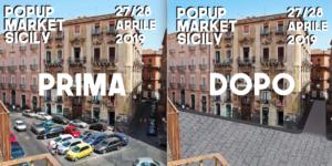 Pop Up Market Sicily 27/28 Aprile, #metropolitanjungle a Piazza Manganelli