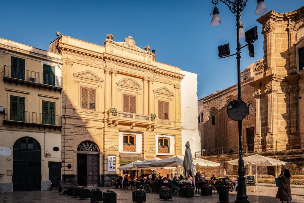 Visita serale del Teatro Bellini