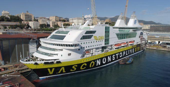 La nave di Vasco