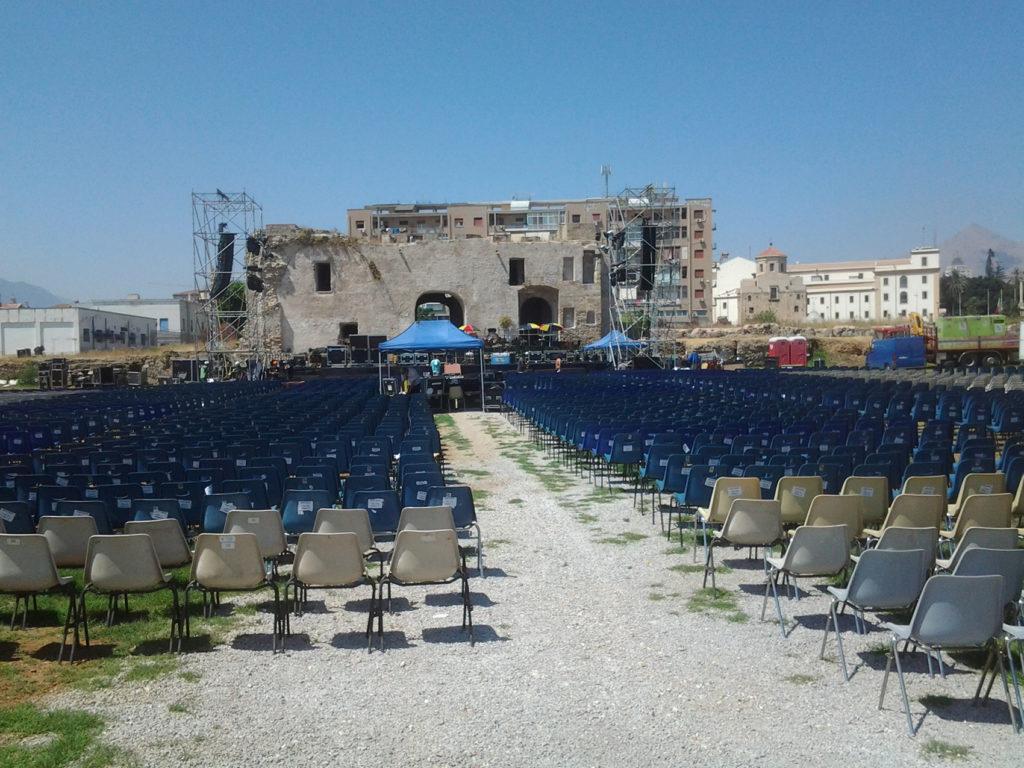 May-Day Castello a Mare