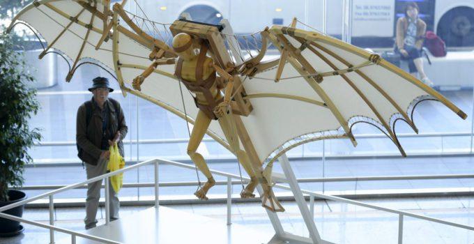 Macchine del volo di Leonardo