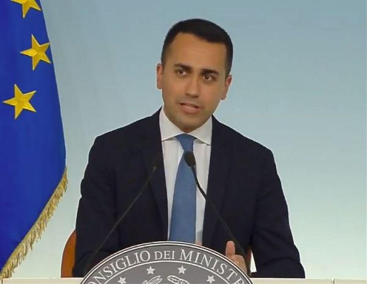 """Di Maio:""""Destabilizzare il Governo in fase di trattative delicate è da incoscienti"""""""