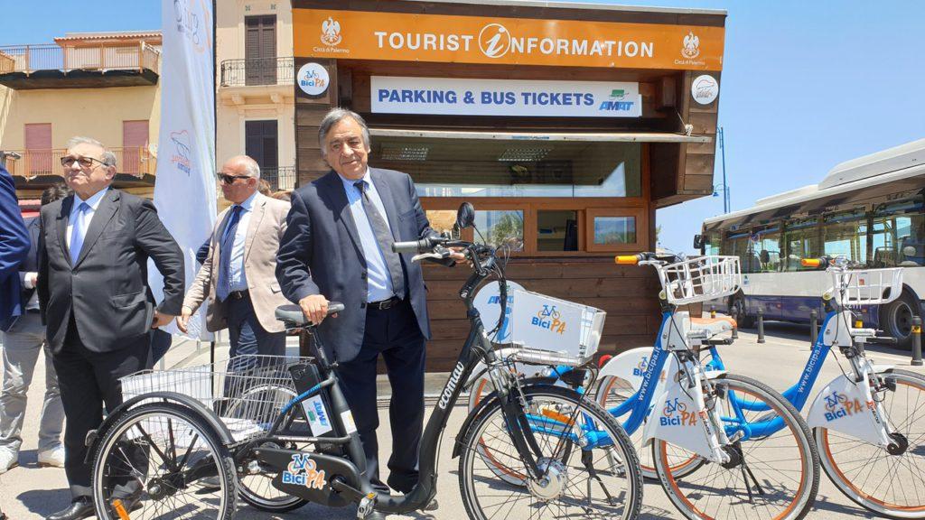 Informazione turistica Mondello