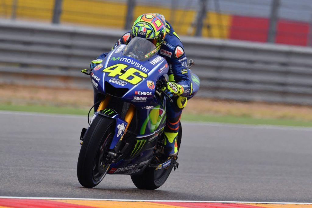 Motomondiale GP Italia, Rossi:
