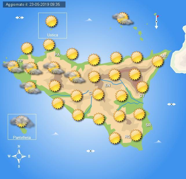 Tempo in Sicilia