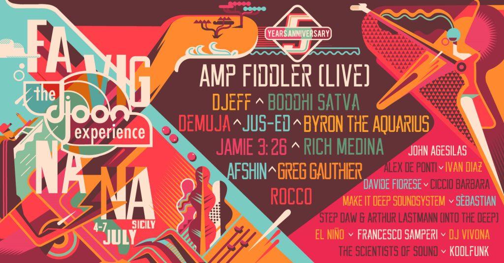 Festival di musica elettronica a Favignana