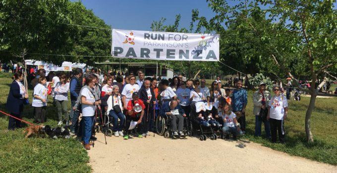 Run for Parkinson's