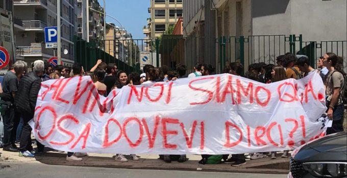 Salvini diserta