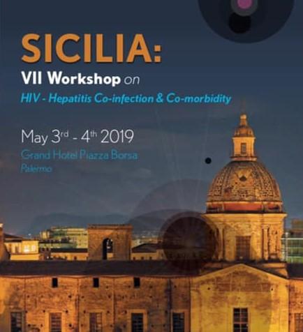 Sicilia: VII Workshop on HIV - Hepatitis Co-infection & Co-morbidity