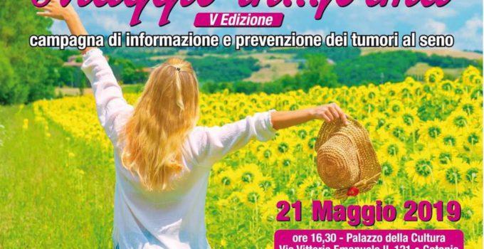 Prevenzione in piazza a Catania
