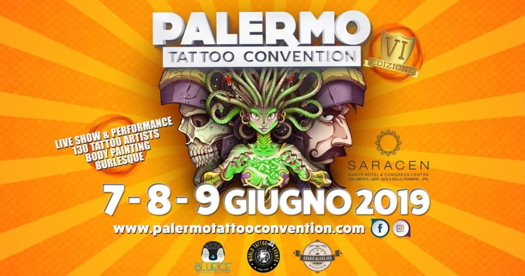 Palermo Tattoo Convention