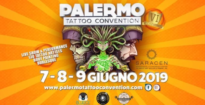 Palermo Tattoo Convention