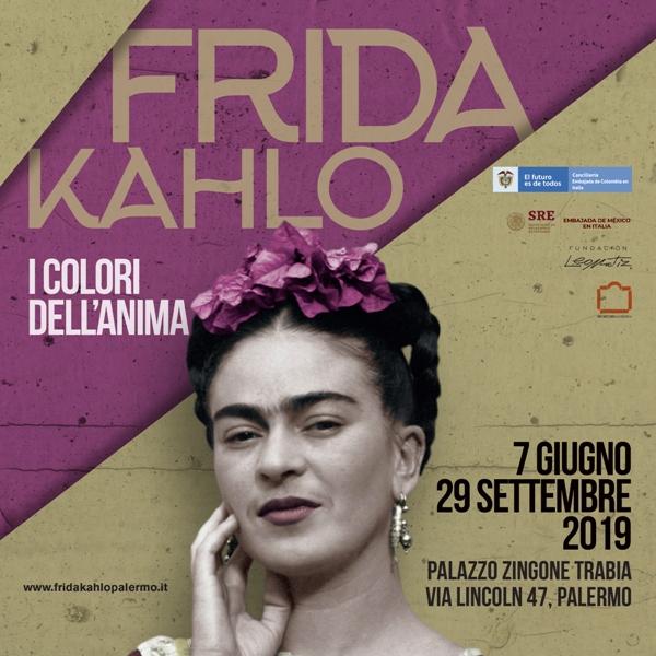 Mostra su Frida Kahlo a Palermo