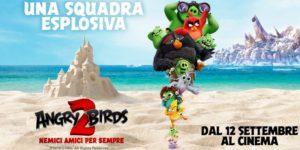 """Angry Birds 2: nemici amici' dal 12 settembre al cinema"