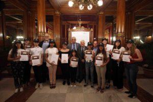 Fondazione Dragotto premia giovani talenti del Teatro Massimo Palermo