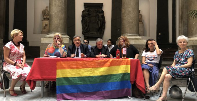 Palermo Pride 2019 Favolosamente Antifascista