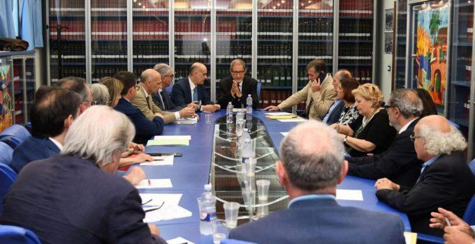 Conferenza sui beni culturali in Sicilia