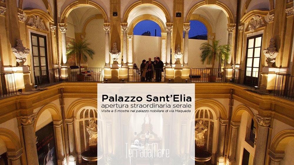 Notte a Palazzo Sant'Elia