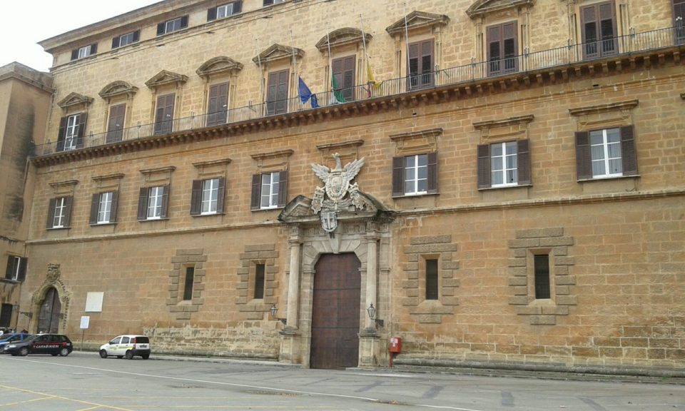 Sanificazione uffici regionali Sicilia