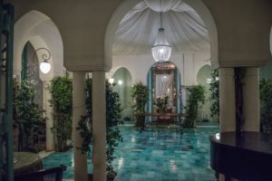 Ristorante Charleston Palermo, cena e vini azienda Marco De Bartoli