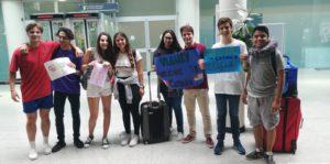 """""""Youth ambassador"""": Tuttolingue presenta i protagonisti del gemellaggio Catania – Phoenix"""