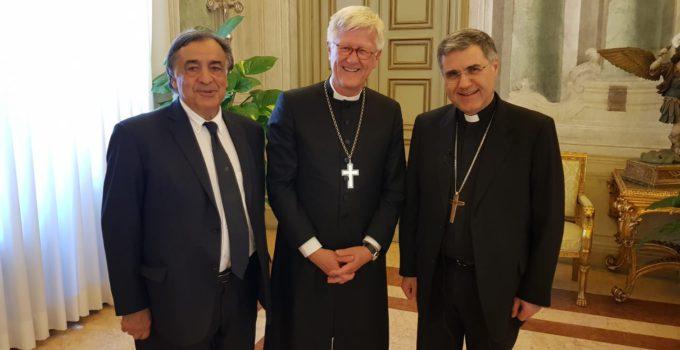 Vescovo Capo Chiesa Evangelica Tedesca