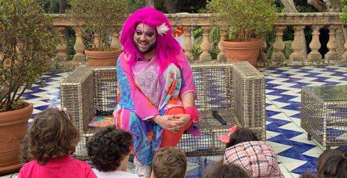 Palermo Pride a Una Marina di Libri
