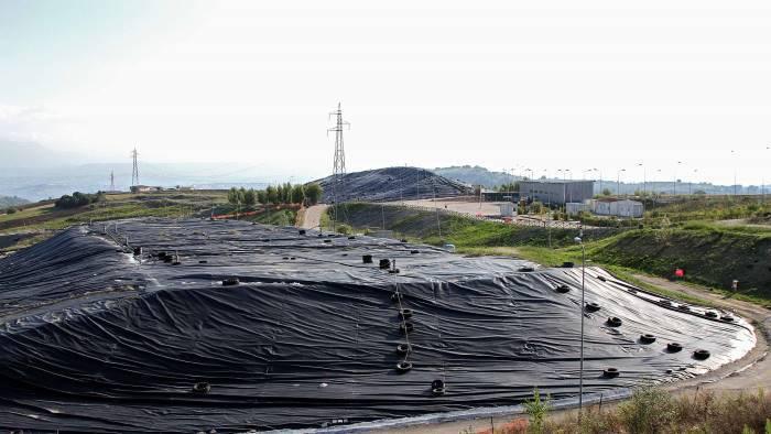 Siti inquinati Sicilia