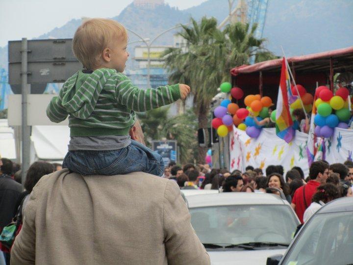 Corteo del Palermo Pride 2019
