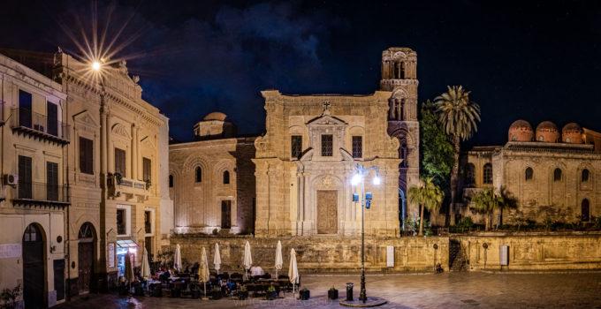 Visite serali Real Teatro Bellini