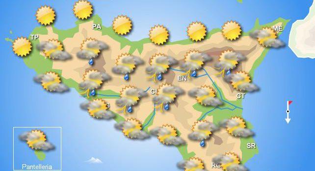 Meteo giovedì 27 giugno Sicilia