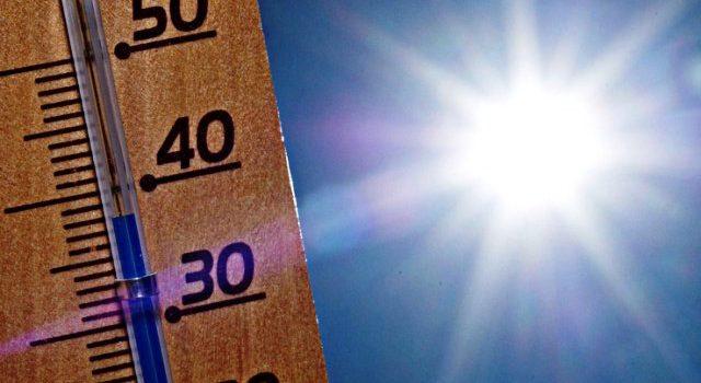 Ondata di caldo Palermo