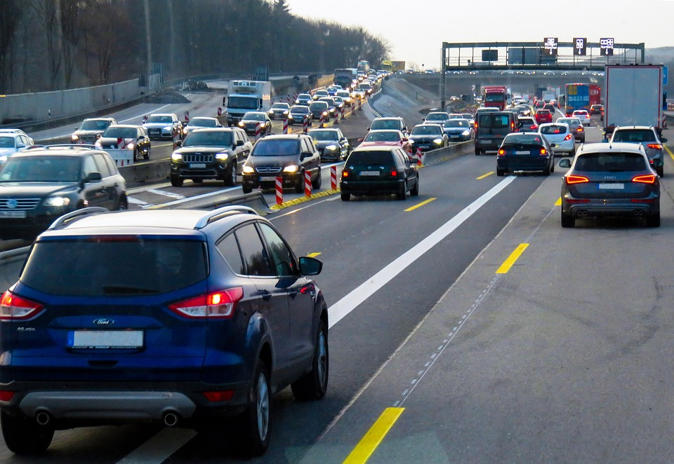 Traffico città europee
