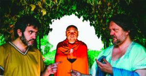 Spettacolo teatrale dedicato al vino, alla Tonnara dell'Orsa di Cinisi