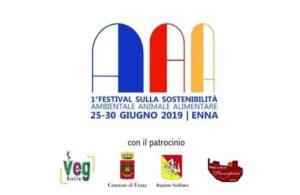 A Enna il primo Festival sulla Sostenibilità ambientale, animale e alimentare