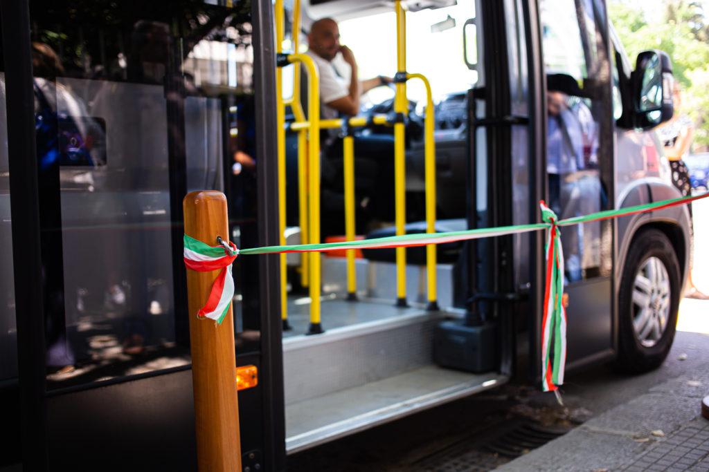 Bus navetta Unipa