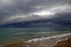 Ultima settimana di ottobre: forte maltempo al Sud con nubifragi e alluvioni