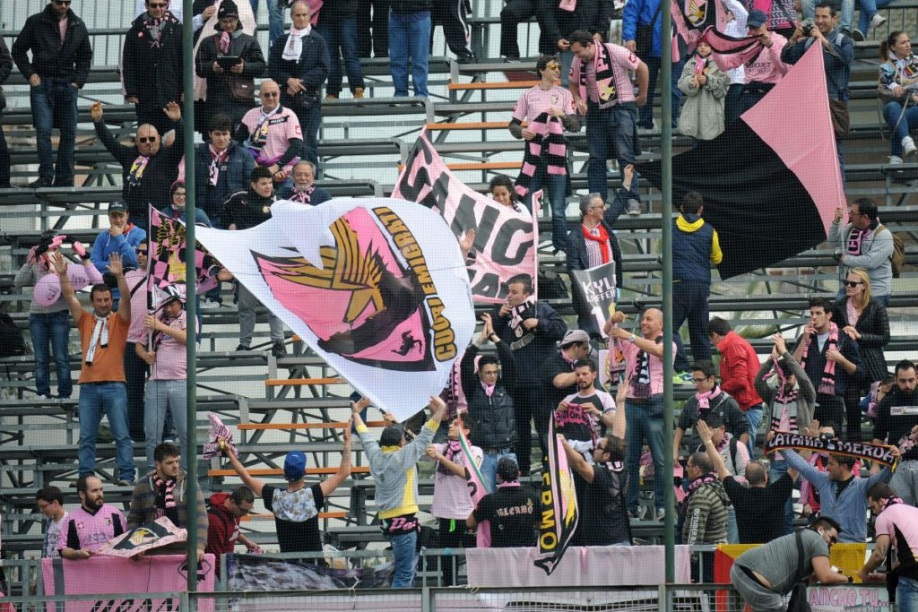 Palermo escluso dalla B