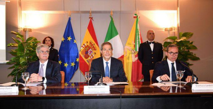 Rapporti commerciali Sicilia-Spagna