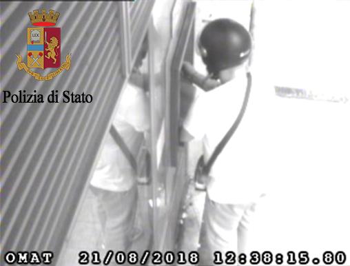 Arrestato ladro seriale a Palermo