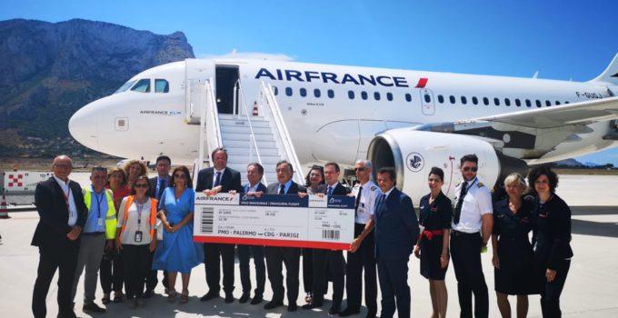 Air France a Palermo
