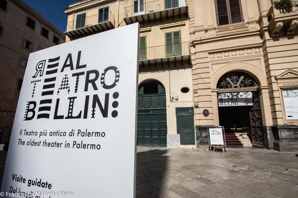 Al Teatro Bellini si racconta Santa Rosalia