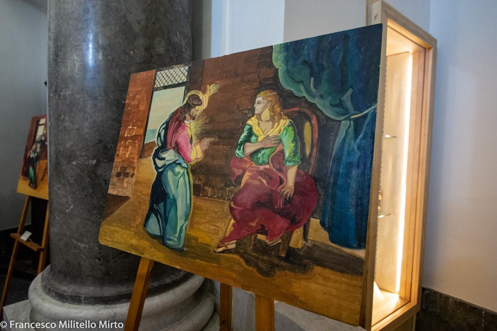 Mostra al Museo Pitrè di Palermo