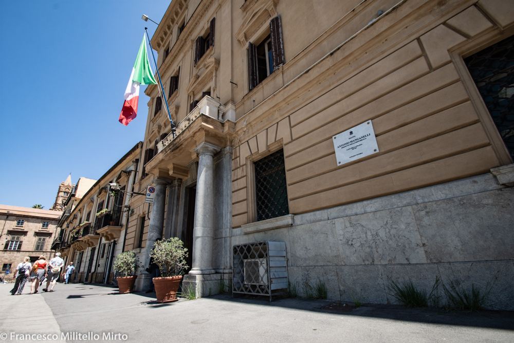 Blitz antimafia Palermo